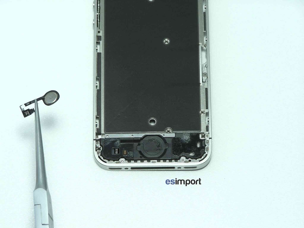 changement du bouton home sur un iPhone 4S - BOUTON HOME IPHONE 4S