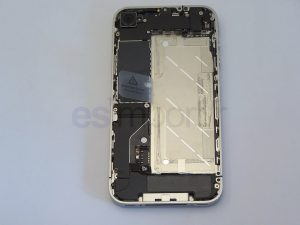 CHASSIS IPHONE 4 BATTERIE RETIREE