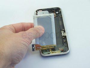 DEMONTAGE BATTERIE COQUE ARRIERE IPHONE