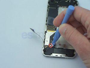 DEMONTAGE NAPPE USB IPHONE 4