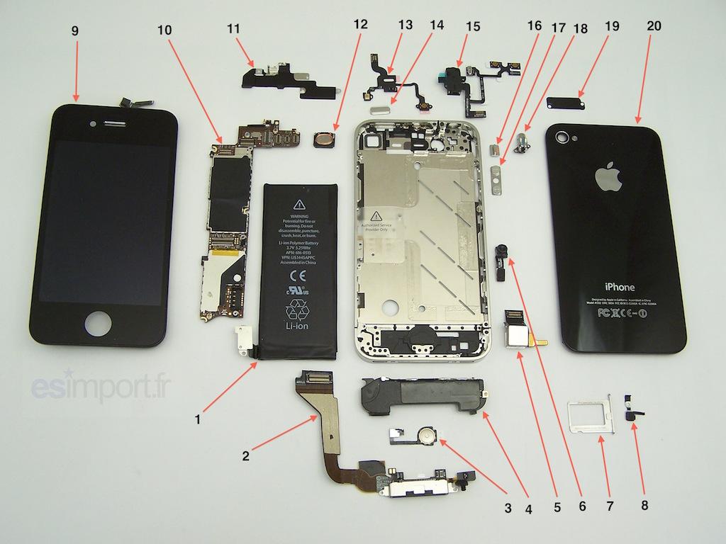 Disque Dur Iphone