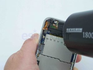 IPHONE 3GS CHAUFFER SECHE CHEVEUX DO NOT REMOVE