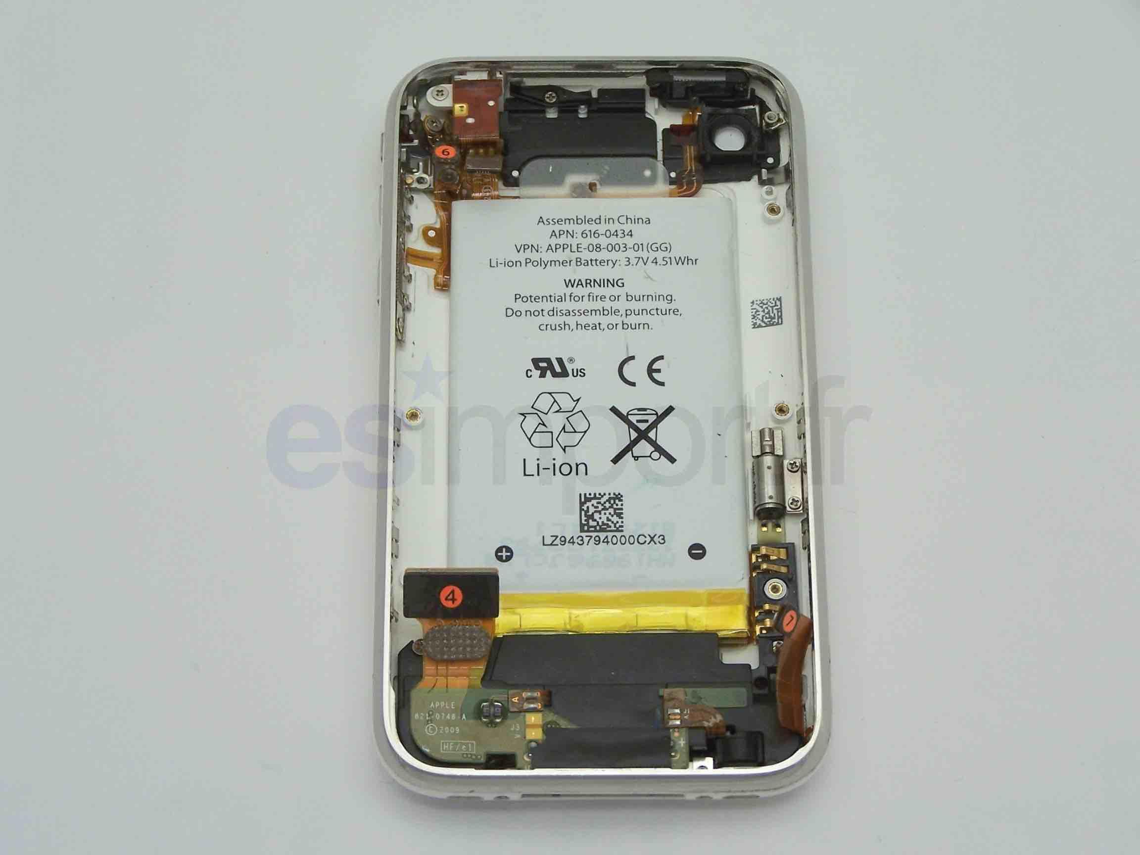 Carte Mere Iphone 3gs Neuve