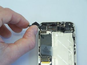 IPHONE 4 RETIRER MODULE PHOTO