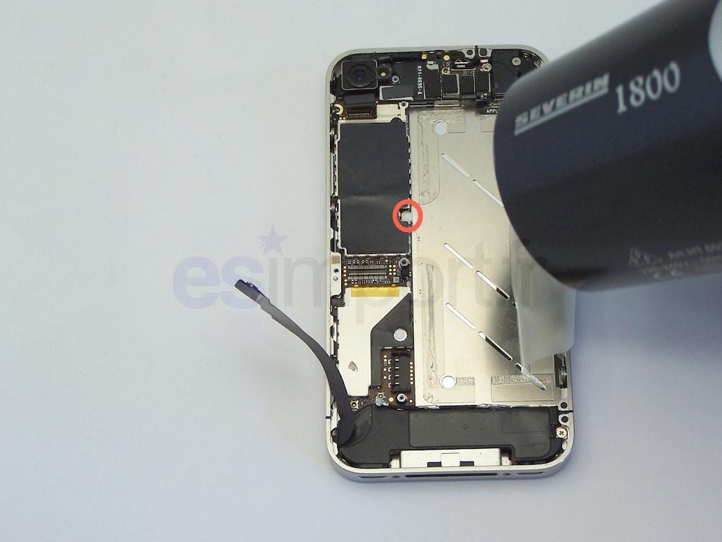 Reparation D Un Iphone
