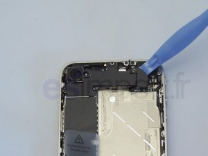REPARER CHASSIS IPHONE 4