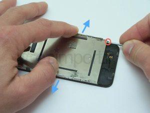 SEPARER PLAQUE LCD 3G 3GS