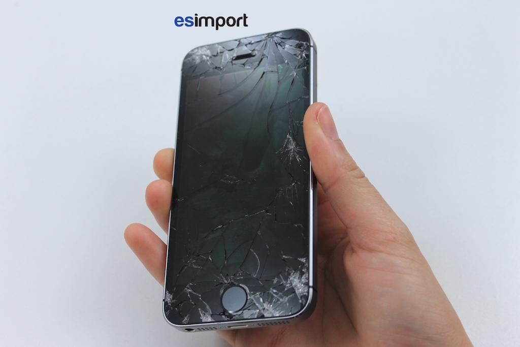 01 IPHONE 5S CASSE