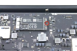 05 DEVISSER VIS TORX 5 CARTE AIRPORT MACBOOK AIR A1466 MI 2013