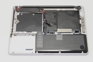 1 DEMONTAGE MACBOOK PRO 13 A1278