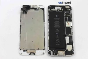 12 DEPARER BLOC ECRAN DU CHASSIS IPHONE 6 PLUS