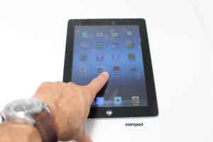 changement du tactile sur un iPad 3 WIFI A1416 - 12 TEST TACTILE IPAD 3