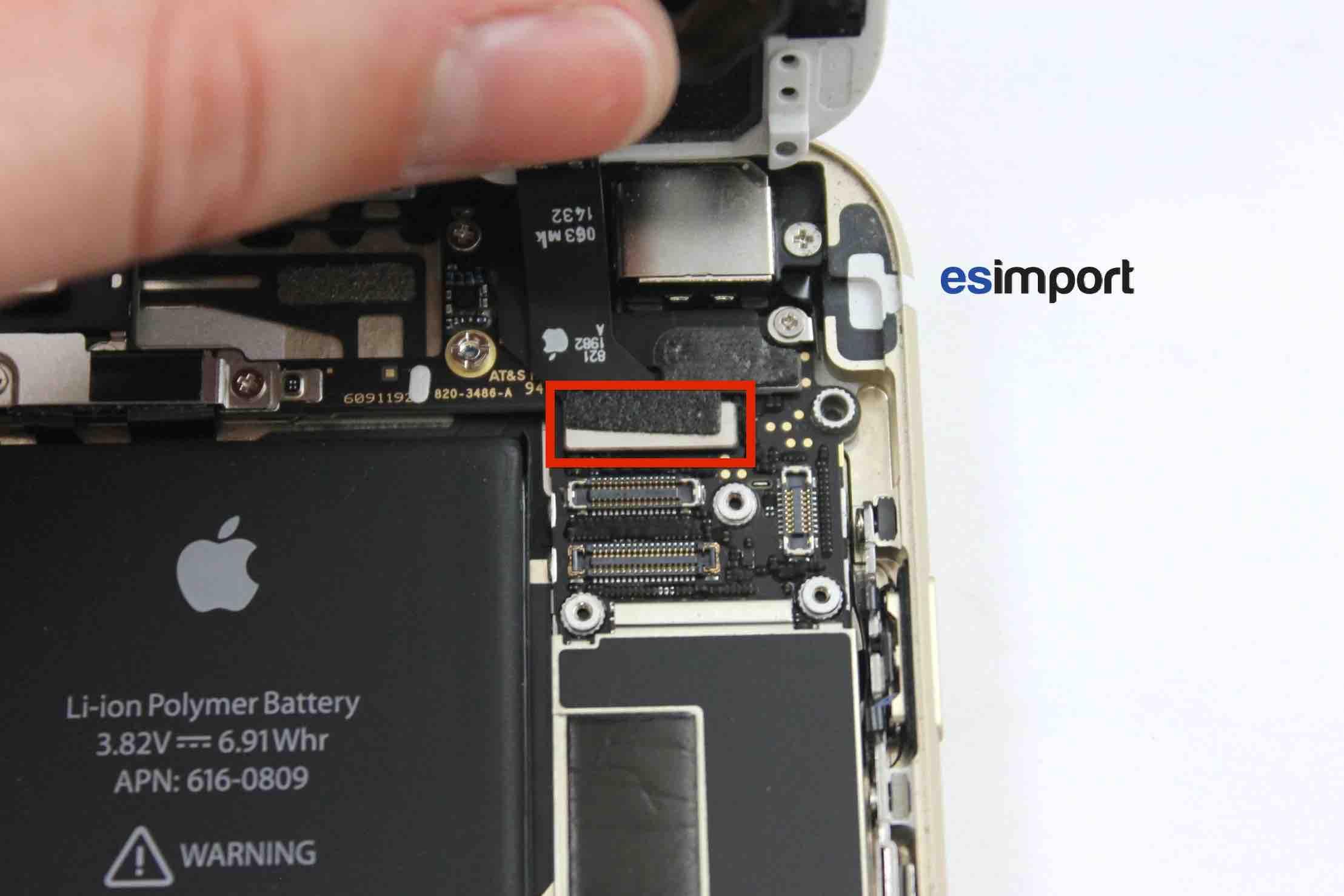 Nappe Ecran Iphone S
