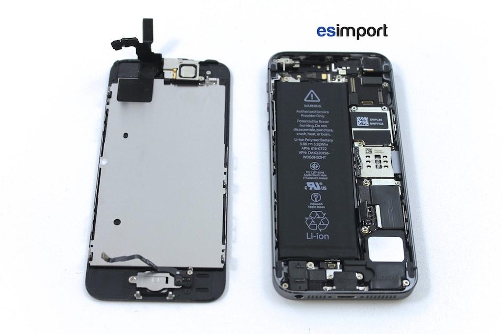 13 deposer ecran iphone 5s esimport for Interieur iphone