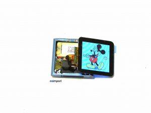Changement de l'ensemble écran sur un iPod nano 6 - 13 TEST ECRAN NEUF IPOD NANO 6