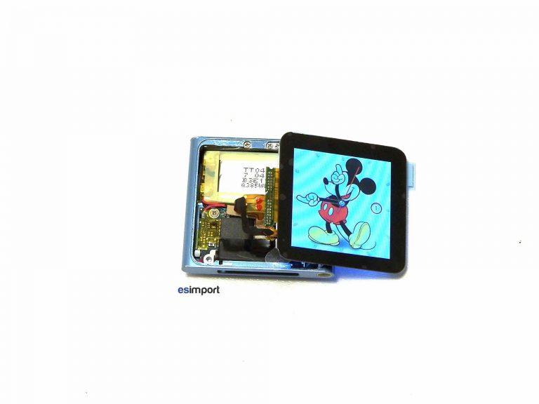 réparation d'un ipod nano 6
