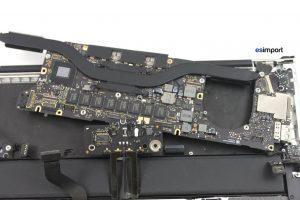 Démontage de la carte-mère sur un MacBook A1425 2013 - 14-DEMONTAGE-CARTE-MERE-A1425