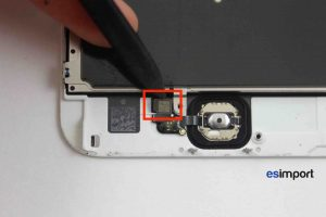 15 DECONNECTER BOUTON HOME IPHONE 6S PLUS