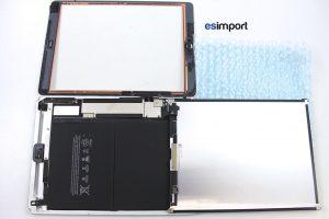 16 PROTEGER ECRAN LCD AVANT DE RABATTRE IPAD AIR