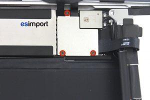 17 DEVISSER 3 VIS CRUCIFORMES PLAQUE CONNECTEUR LCD IPAD AIR