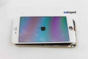 Changement de l'ensemble écran sur un iPhone 6S+ - 24 TESTER NOUVEL ECRAN IPHONE 6S PLUS