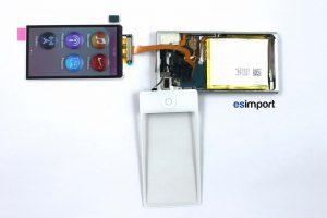 Changement de l'écran LCD sur un iPod nano 7 - 25-TESTER-LCD-IPOD-NANO-7
