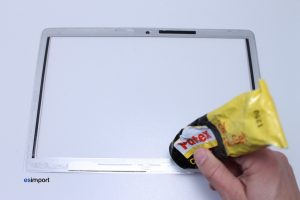 27 ENCOLLER BEZEL CONTOUR ALU MACBOOK AIR A1369