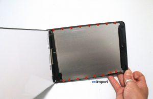 4 DEVISSER PLAQUE SOUS LCD IPAD MINI