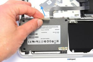 4 SOULEVER DISQUE DUR SSD MACBOOK