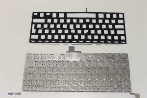 8 CLAVIER ET LE BACK LIGHT