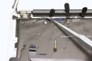 9 TIRER ANTENNE WIFI MACBOOK AIR A1465