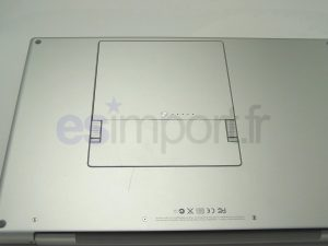 COMPARTIMENT BATTERIE MACBOOK PRO