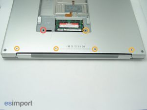 DEMONTER MACBOOK PRO 15
