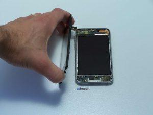 changement de l'écran tactile sur un iPod Touch 3 - IPOD TOUCH 3