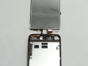 IPOD TOUCH 4 REPARATION ECRAN