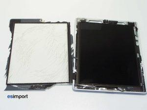 changement du tactile sur un iPad 2 WIFI A1395 - LCD IPAD 2