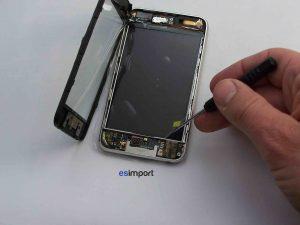 changement de l'écran LCD sur un iPod touch 2 - LCD IPOD TOUCH 2