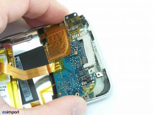 REPARATION CARTE MERE IPOD TOUCH 2
