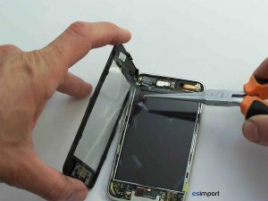 REPARATION TACTILE IPOD TOUCH 2