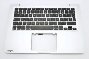 changement du Topcase sur un MacBook A1278 - TOPCASE A1278