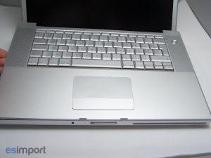 Changement du clavier sur un MacBook A1226 A1260 - TOPCASE MACBOOK PRO 15 POUCES