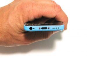VIS PINTALOBE ECRAN IPHONE 5C
