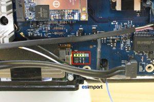 Signification des LEDs sur la carte-mère de l'iMac A1225 2008 - 17-temoin-lumineux-imac-a1225