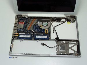5 DEMONTAGE ECRAN MACBOOK