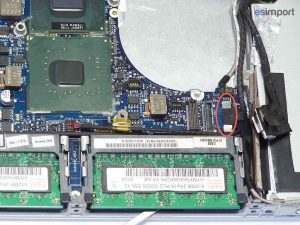 LECTEUR CD MACBOOK REPARATION