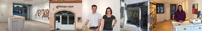 Kinkajou Repair Selestat et Strasbourg répare vos matériels Apple
