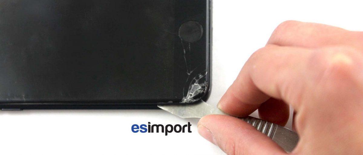 Permalien vers:Changement de l'ensemble écran sur un iPhone 7
