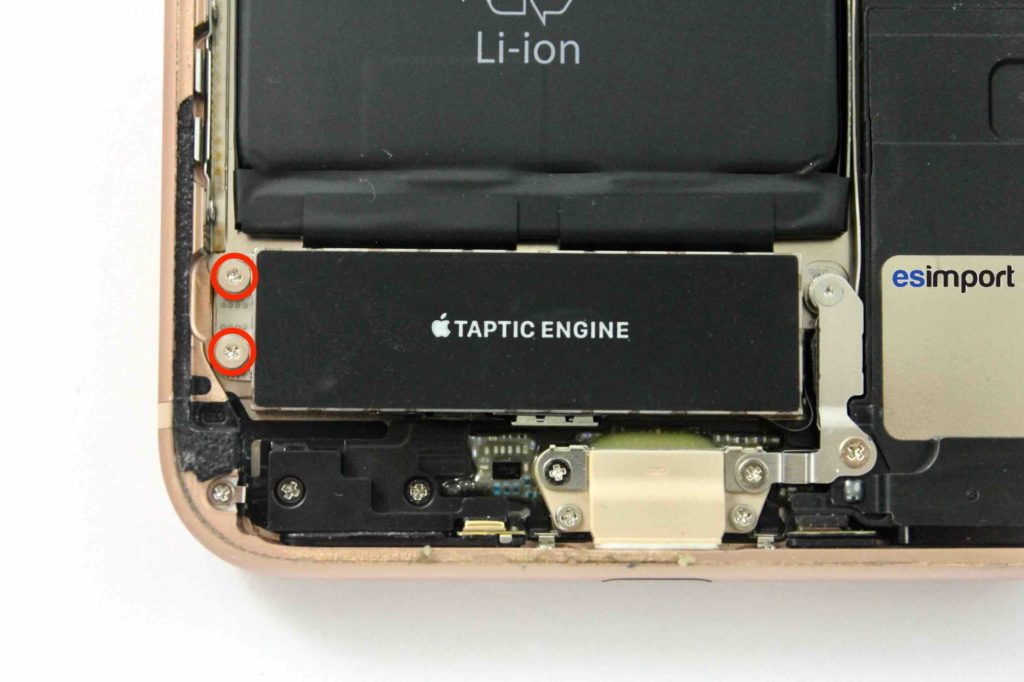 module vibration iPhone 8 +