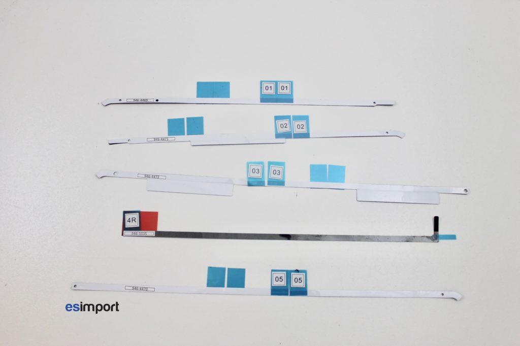bandes de collage réparation iMac A1418